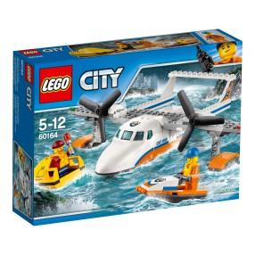 LEGO CITY - Hydroplan ratowniczy 60164