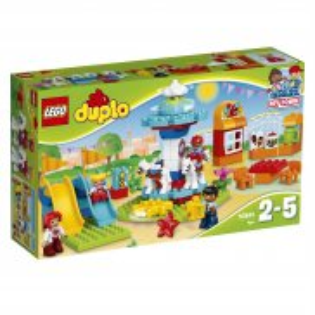 LEGO Duplo - Wesołe miasteczko 10841