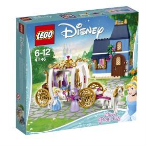 LEGO Disney Princess - Czarodziejski wieczór Kopciuszka 41146