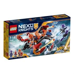 LEGO Nexo Knights - Spadający smok Macybota 70361
