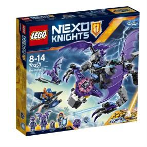 LEGO Nexo Knights - Heligulec 70353