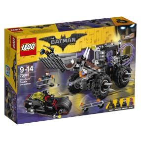 LEGO Batman - Dwie twarze i podwójna demolka 70915