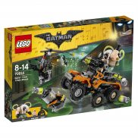 LEGO Batman - Bane - atak toksyczną ciężarówką 70914