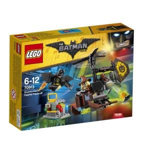LEGO Batman - Strach na Wróble i straszny pojedynek 70913