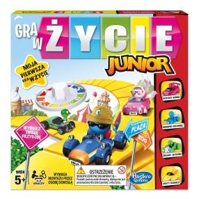 Hasbro - Gra w życie Junior B0654
