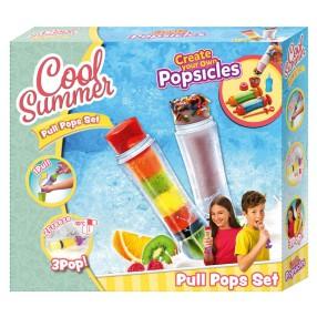 Pull Pops - Zestaw podstawowy do deserów lodowych DKG0002