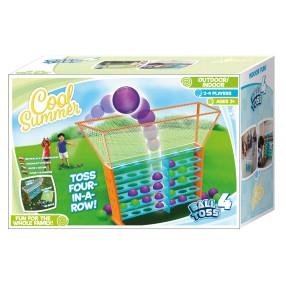 TM Toys - Cool Summer Gra plenerowa BALL TOSS 4 DKG39180