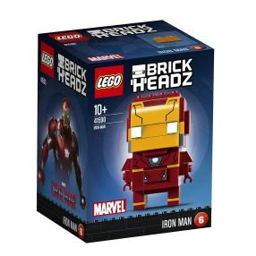 LEGO BrickHeadz - Iron Man 41590