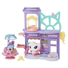 Littlest Pet Shop - Zwierzakowe miejsca Salon fryzjerski C1202