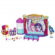 My Little Pony Equestria Girls Minis - Zestaw kinowy i Juniper Montage C0409