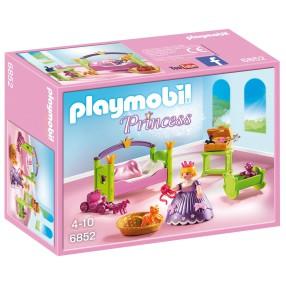 Playmobil - Pokój dziecięcy księżniczki 6852