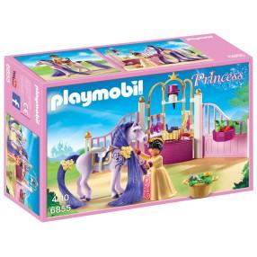 Playmobil - Królewska stajnia 6855