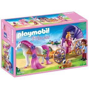 Playmobil - Para królewska z karetą 6856