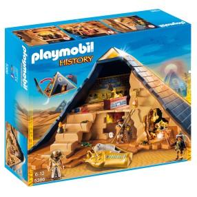 Playmobil - Piramida Faraona 5386