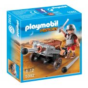 Playmobil - Legionista z miotaczem 5392