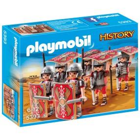 Playmobil - Rzymska armia bojowa 5393