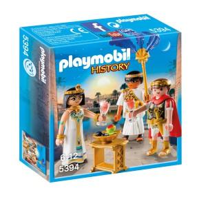 Playmobil - Cezar i Kleopatra 5394