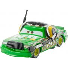 Mattel - Cars Auta 3 Samochodzik Marek Marucha ze słuchawkami DXV48