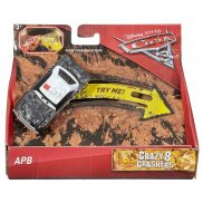 Mattel - Cars Auta 3 Zwariowana ósemka Samochodzik Apb DYB06
