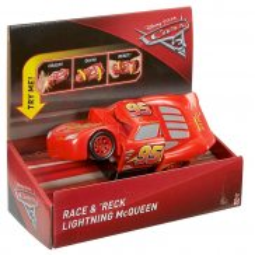 Mattel - Cars Auta 3 z kraksą Samochodzik Zygzak McQueen DYW39