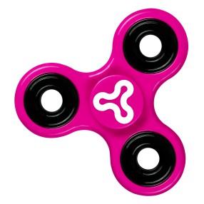 Trick Spin Fidge Spinner - Zabawka zręcznościowa Różowy DKS8290