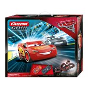 Carrera GO!!! - Cars Auta 3 Finish First! 62418