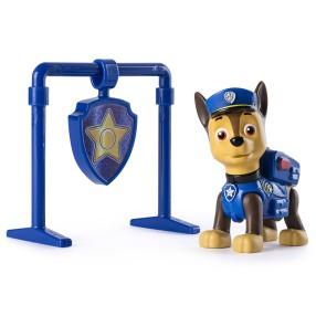 Psi Patrol - Figurka akcji z odznaką Chase 20081834