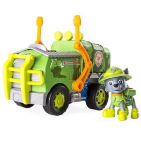 Psi Patrol - Pojazd specjalny z figurką Rocky 20079025