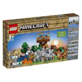 LEGO Minecraft - Kreatywny warsztat 2.0 21135