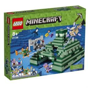 LEGO Minecraft - Oceaniczny monument 21136