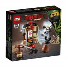 LEGO Ninjago - Szkolenie Spinjitzu 70606