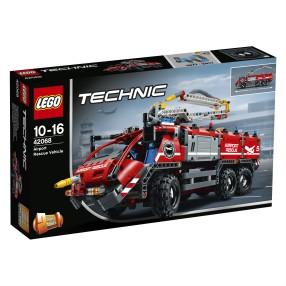 LEGO Technic - Pojazd straży pożarnej 2w1 42068