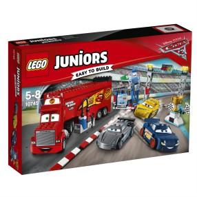 LEGO Juniors Auta 3 - Finałowy wyścig Florida 500 10745