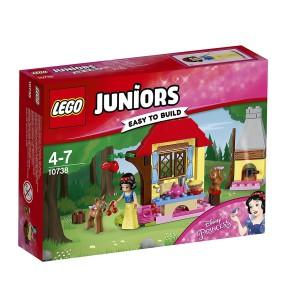 LEGO Juniors - Leśna chata Królewny Śnieżki 10738
