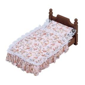 Sylvanian Families - Tradycyjne zabytkowe łóżko 5223