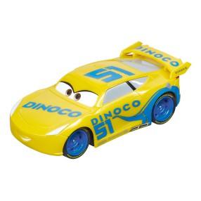 Carrera GO!!! - Cars Auta 3 Dinoco Cruz 64083