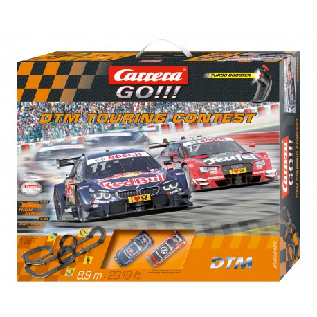Carrera GO!!! - DTM Touring Contest 62423