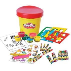 Play-Doh - Ciastolina Kreatywne wiaderko CPDO051