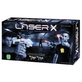 Laser X - Pistolet na podczerwień Zestaw podwójny LAS88016