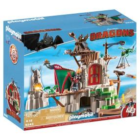 Playmobil - Wyspa Berk 9243