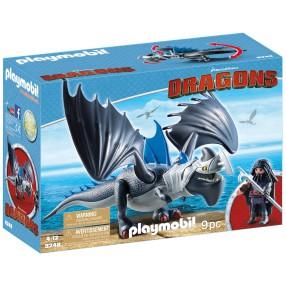 Playmobil - Drago i Uzbrojony Smok 9248