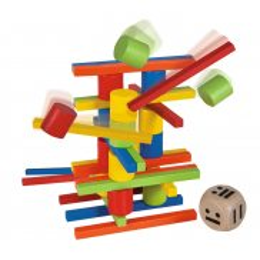 Eichhorn - Gra Wieża edukacyjna 72304