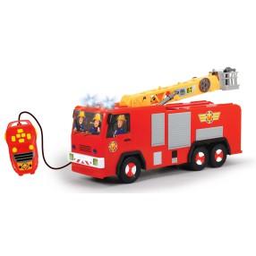 Simba - Strażak Sam Wóz strażacki Jupiter Światło Dźwięk Pilot 3099001