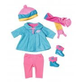 BABY born - Zestaw ubranek na chłodne dni dla lalki 823828