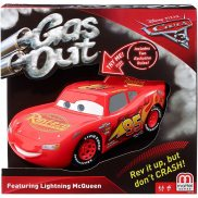 Mattel - Cars Auta 3 Gra Gaz do dechy Gas Out FFK03