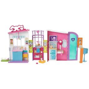 Barbie - Lecznica dla zwierząt FBR36