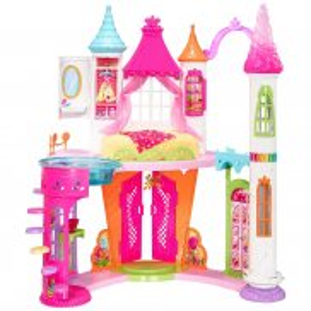 Barbie Dreamtopia - Pałac Krainy Słodkości DYX32
