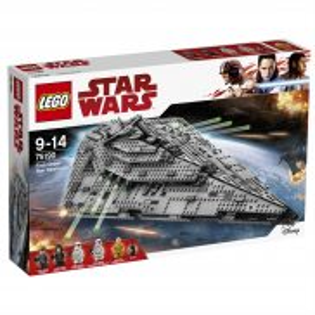 LEGO Star Wars - Niszczyciel gwiezdny Najwyższego Porządku 75190