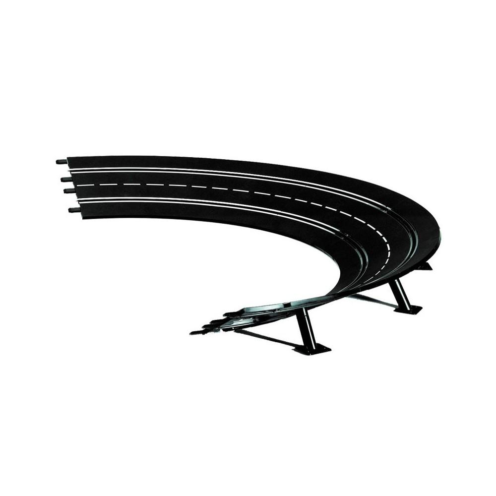 Carrera EVO/DIGITAL 124/132 - Zakręt ostry 2/30 20575