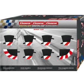 Carrera EVO/DIGITAL 124/132 - Wew. poszerzenie zakrętu 1/30 20590